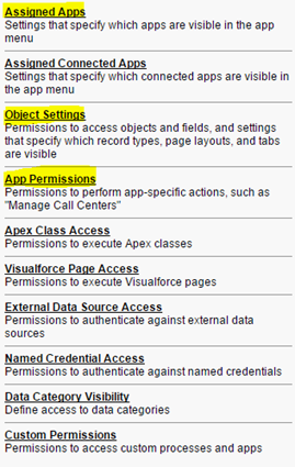 Admin-4-Security and Access-15%   SFDC Notes